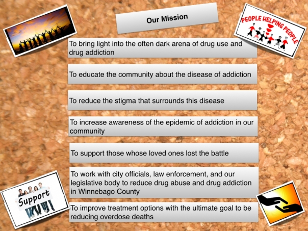 Hope Over Addiction Mission